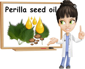 Perilla seed oil benefits