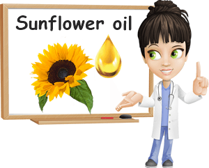 Sunflower oil properties