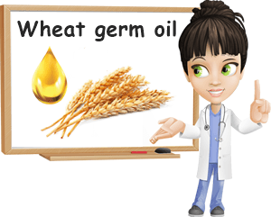Wheat germ oil properties