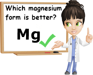 Best magnesium form