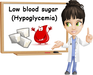 low blood sugar causes