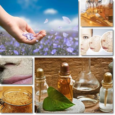 Natural remedies for dry skin