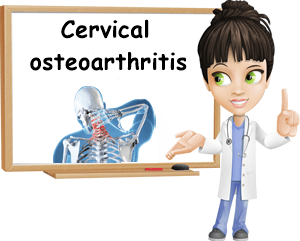 cervical osteoarthritis causes