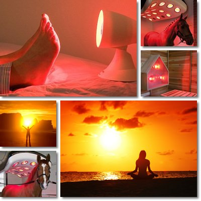 infrared lamp benefits