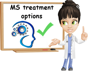 multiple sclerosis treatment options