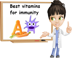 Best vitamins for immunity