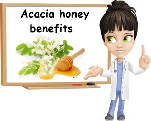 Acacia honey benefits
