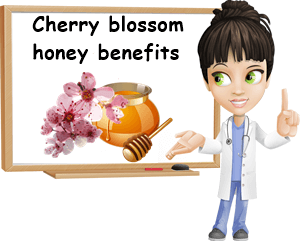 Cherry blossom honey benefits