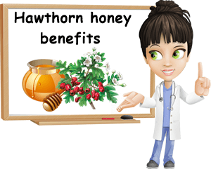 Hawthorn honey benefits
