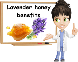Lavender honey benefits