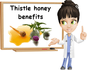 Thistle honey benefits