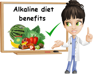 Alkaline diet benefits