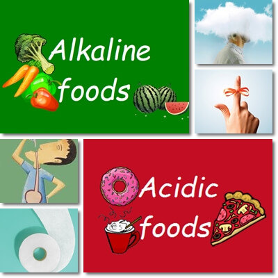 Alkaline diet side effects