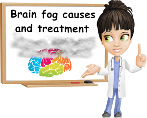 Brain fog causes and treatment