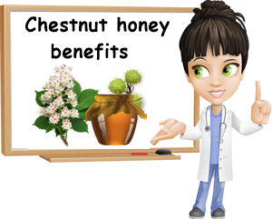 Chestnut honey benefits