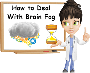 deal with brain fog