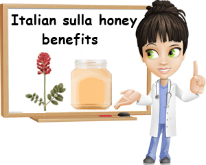 Italian sulla honey benefits