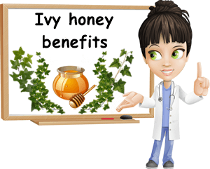 Ivy honey benefits