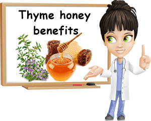 Thyme honey benefits