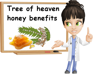 Tree of heaven honey benefits