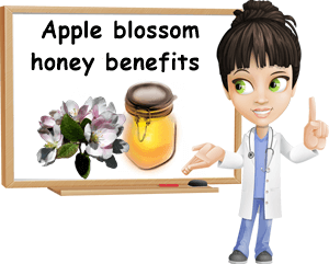 Apple blossom honey benefits