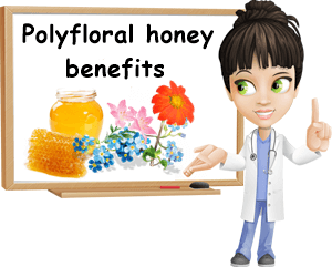 Polyfloral honey benefits