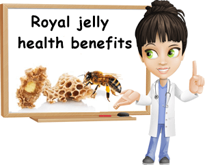 Royal jelly properties