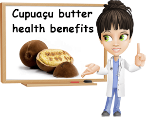 Cupuacu butter health benefits