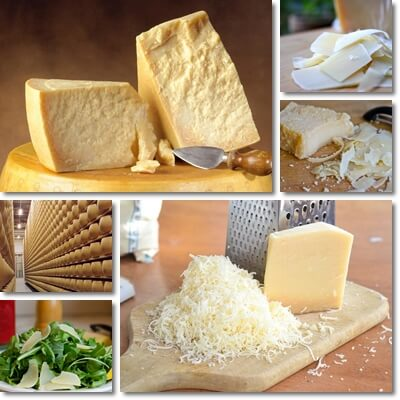 Parmesan benefits and side effects