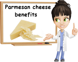 Parmesan cheese benefits