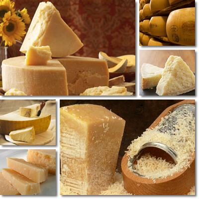 Properties and Benefits of Parmesan Cheese