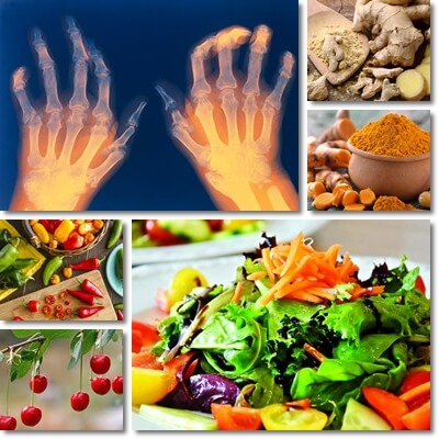 Foods to Eat and to Avoid for Arthritis