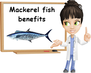 Mackerel health benefits