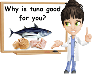 Why is tuna good