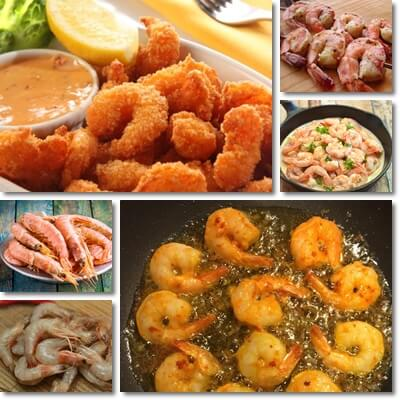Properties and Benefits of Shrimp