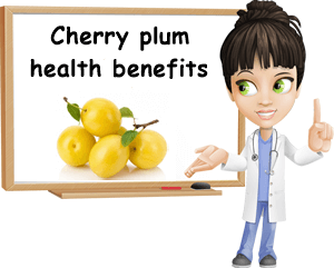 Cherry plum health benefits