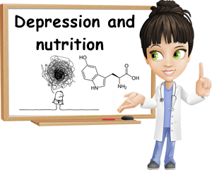 Depression and nutrition