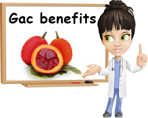 Gac fruit benefits
