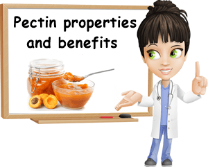Pectin properties and benefits