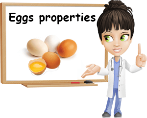 Eggs properties