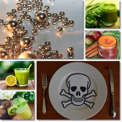 How to Eliminate Heavy Metals from the Body