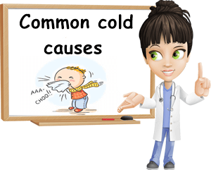 Common cold causes