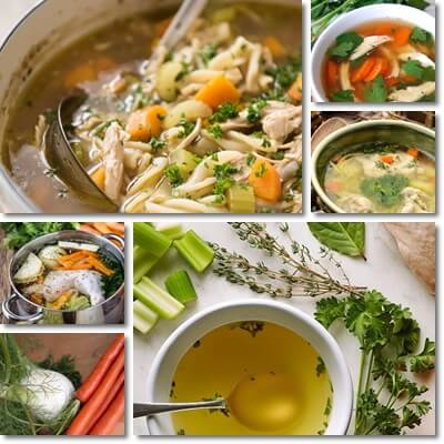 7 Benefits of Eating Chicken Soup