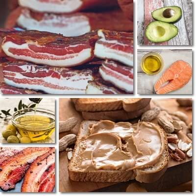 11 Benefits of Eating Fats