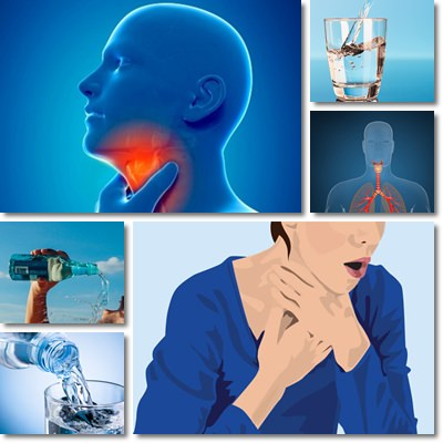 Water aspiration symptoms
