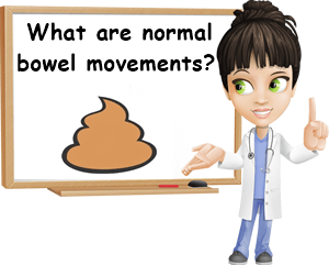 Normal bowel movements