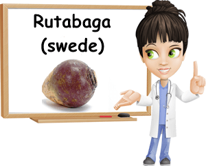 Rutabaga vegetable