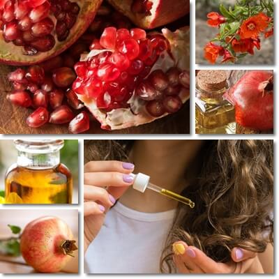 How to use pomegranate seed oil