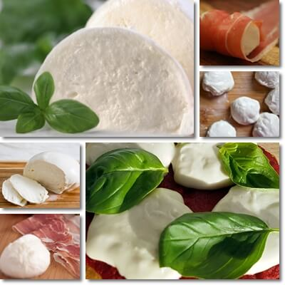 Mozzarella health benefits