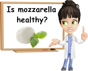 Mozzarella healthy
